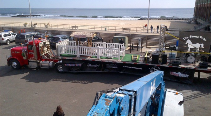 1st Place in Asbury Park St. Patrick's Day Parade 2014