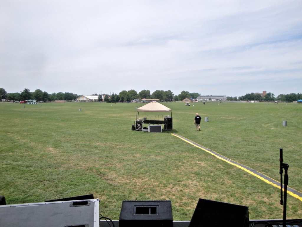 July 4th, 2011 - The Billy Walton Band - McGuire Air Force Base. 9