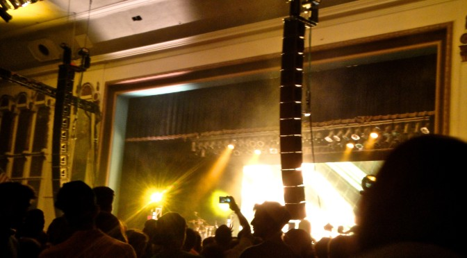 Kid Cudi at Convention Hall