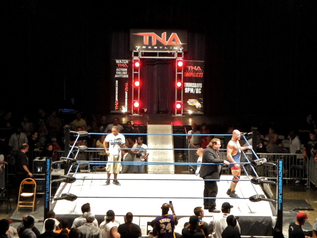 TNA Wrestling - Convention Hall - Asbury Park, NJ.   21