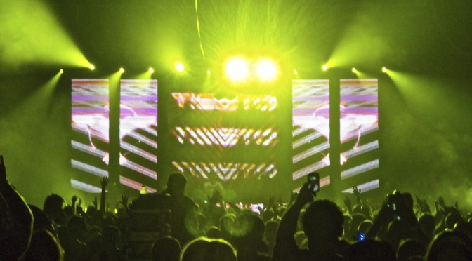 Tiesto at Convention Hall